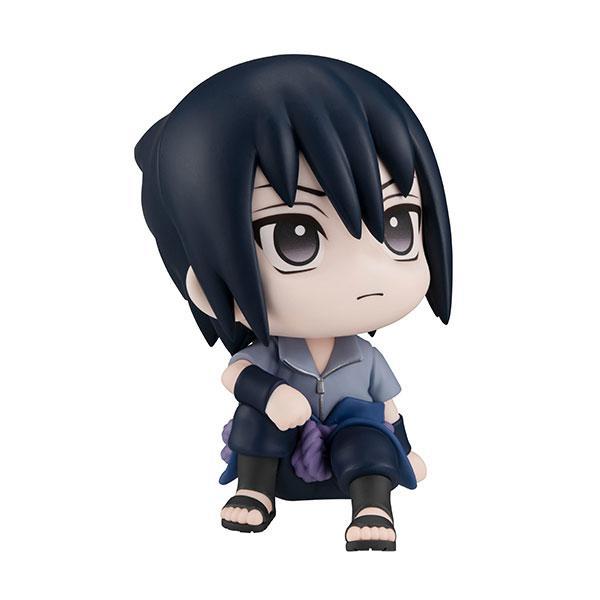 LookUp NARUTO Shippuden Sasuke Uchiha Complete Figure