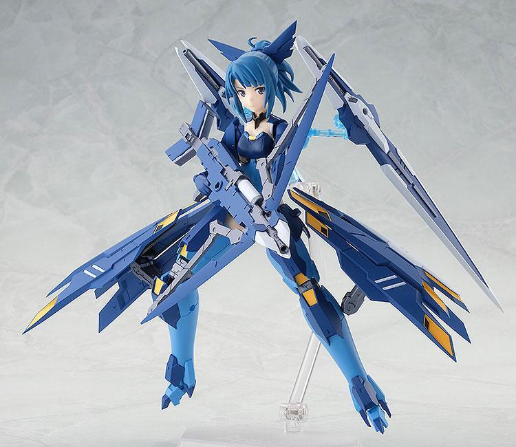 figma Alice Gear Aegis Rei Takanashi 1
