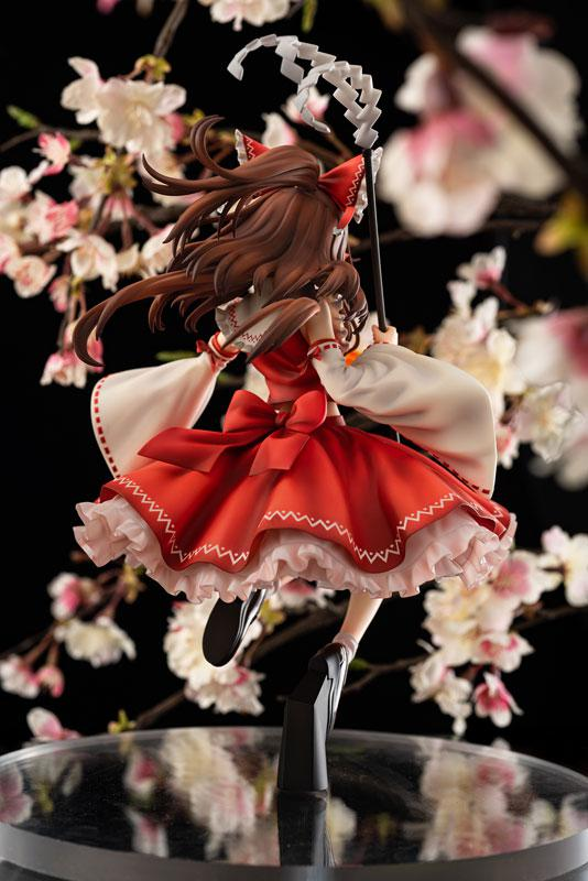 Touhou Project Reimu Hakurei Genji Asai Ver. 1/7 Complete Figure