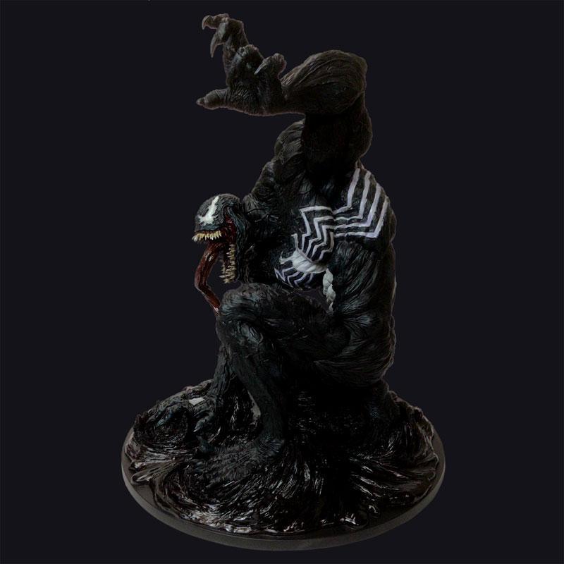 sofbinal stealth Venom 1.5Ver. Soft Vinyl Venom 1.5Ver. (w/Base) Complete Figure product