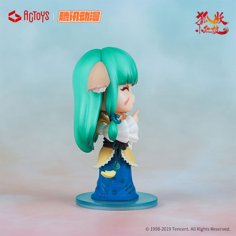 Fox Spirit Matchmaker Rongrong Tushan Mini Figure 1