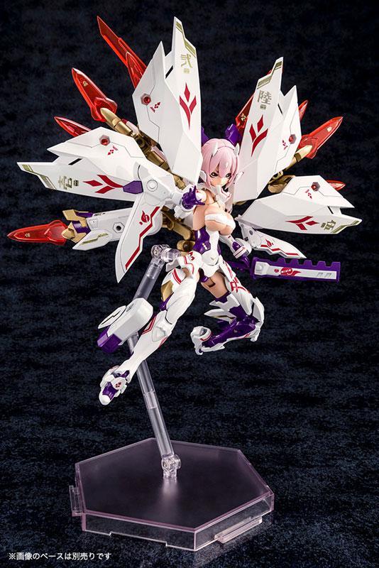 Megami Device Asra Kyuubi 1/1 Plastic Model 4