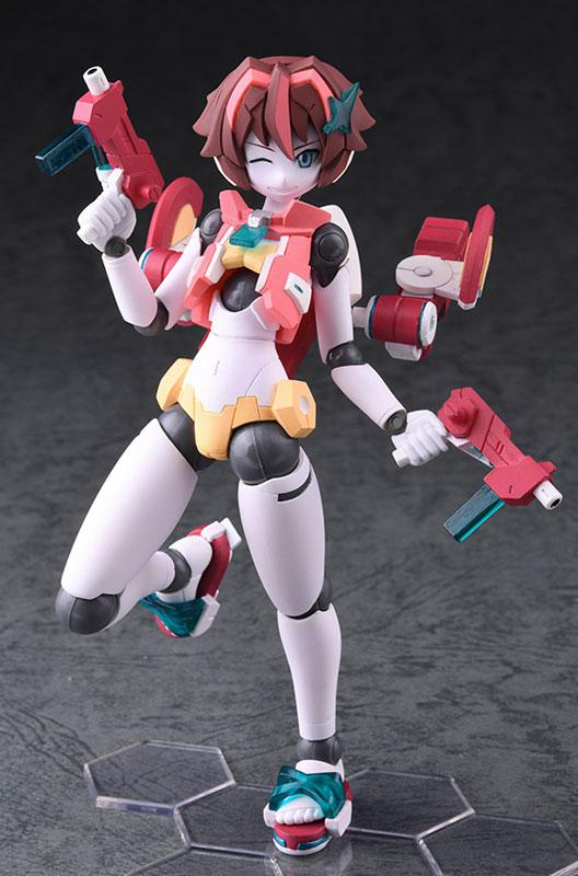 Polynian Rucy Complete Model Action Figure