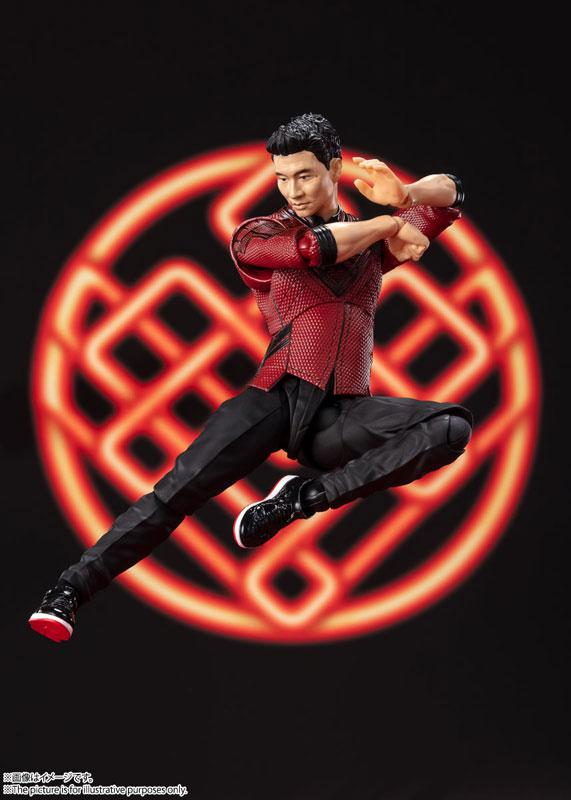 S.H.Figuarts Shang-Chi (Shang-Chi and the Legend of the Ten Rings)