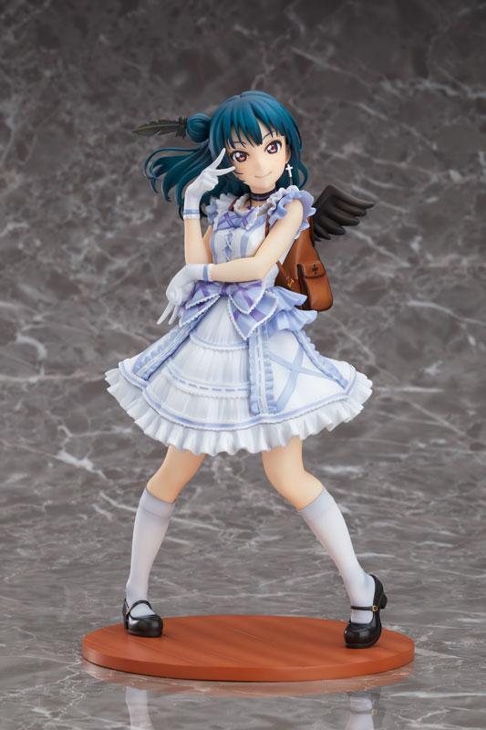 Love Live! Sunshine!! Yoshiko Tsushima Blu-ray Jacket Ver. 1/7 Complete Figure