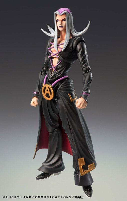 Super Action Statue JoJo's Bizarre Adventure Part.5 Leone Abbacchio product