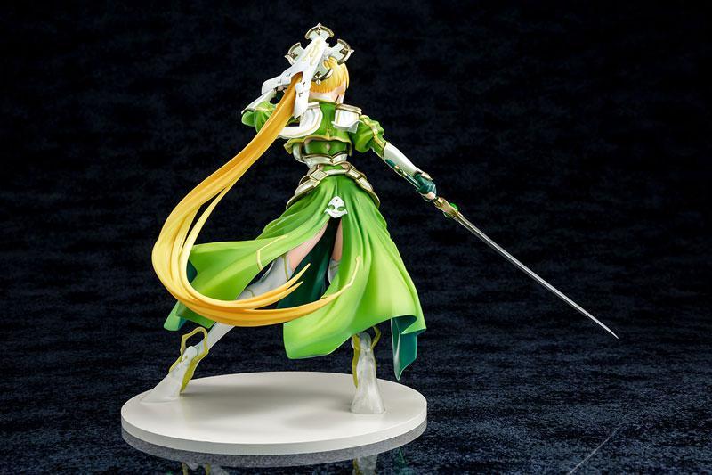 Sword Art Online Alicization [Teraria, Earth Goddess] Leafa 1/8 Complete Figure 6