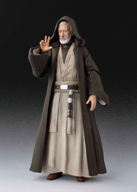 """S.H.Figuarts Ben Kenobi (A New Hope) """"Star Wars Episode IV: A New Hope"""" 3"""