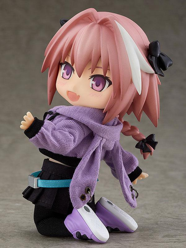"Nendoroid Doll Fate/Apocrypha Rider of ""Black"" Casual Ver. 2"