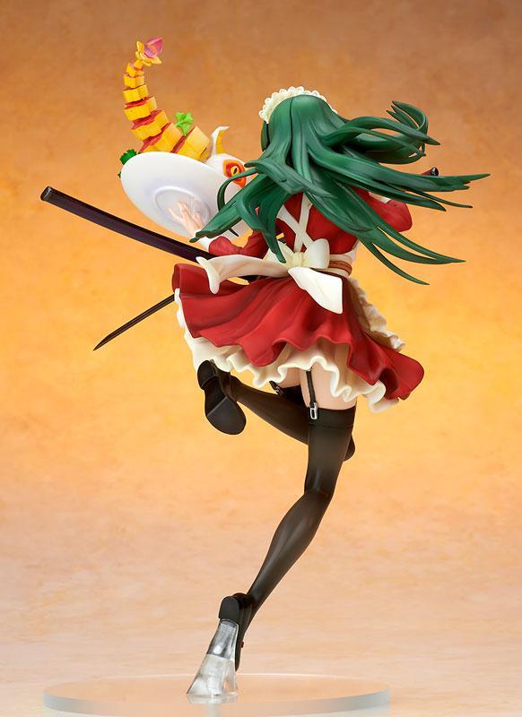 7th Dragon 2020-II Samurai (Katanako) Maid Style Event Exclusive Extra Color 1/7 Complete Figure 3