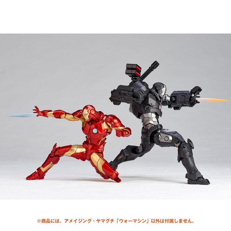 Figure Complex Amazing Yamaguchi No.016 War machine 10