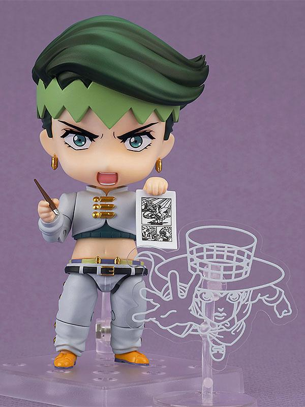 "Nendoroid TV Anime ""JoJo's Bizarre Adventure Diamond Is Unbreakable"" Rohan Kishibe 0"