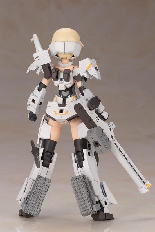 Frame Arms Girl Gourai Kai [White] Ver.2 Plastic Model