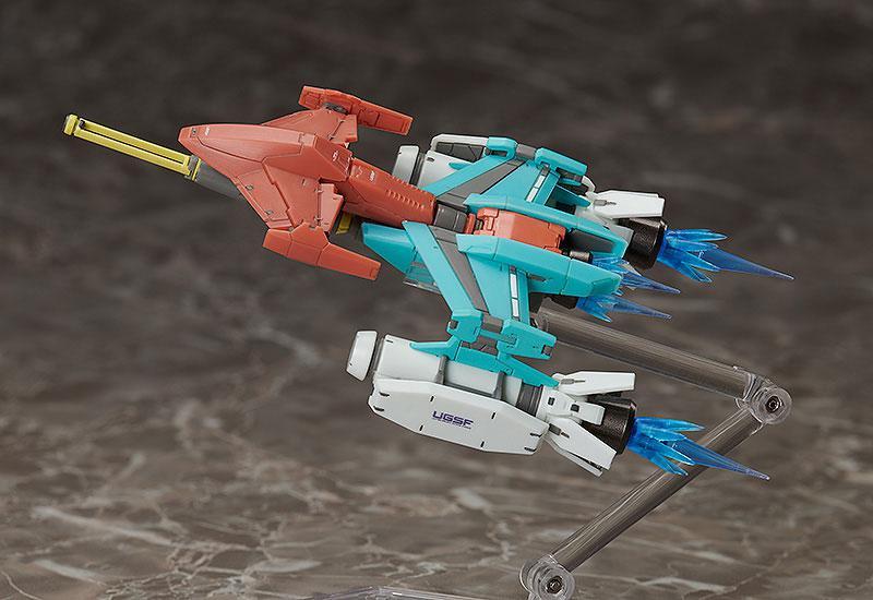 figma Galaxian Galaxip GFX-D001a / Galaga Fighter GFX-D002f 1