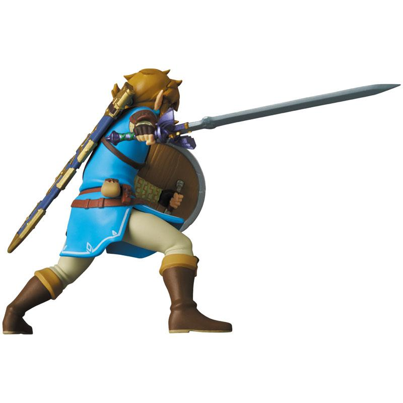"Ultra Detail Figure No.565 UDF Link (Breath of the Wild Ver.) ""The Legend of Zelda"" 1"