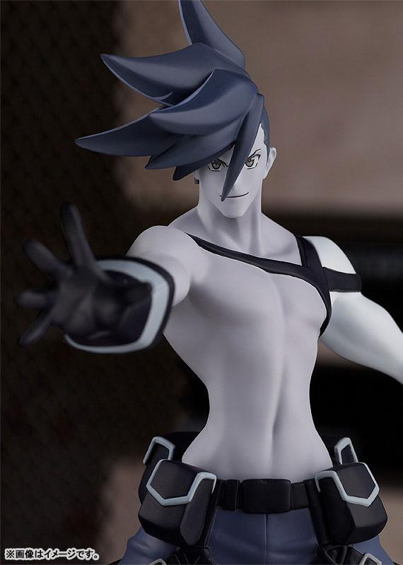 POP UP PARADE Promare Galo Thymos Monochrome Ver. Complete Figure