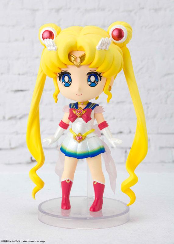 "Figuarts mini Super Sailor Moon -Eternal edition- Movie ""Sailor Moon Eternal"""