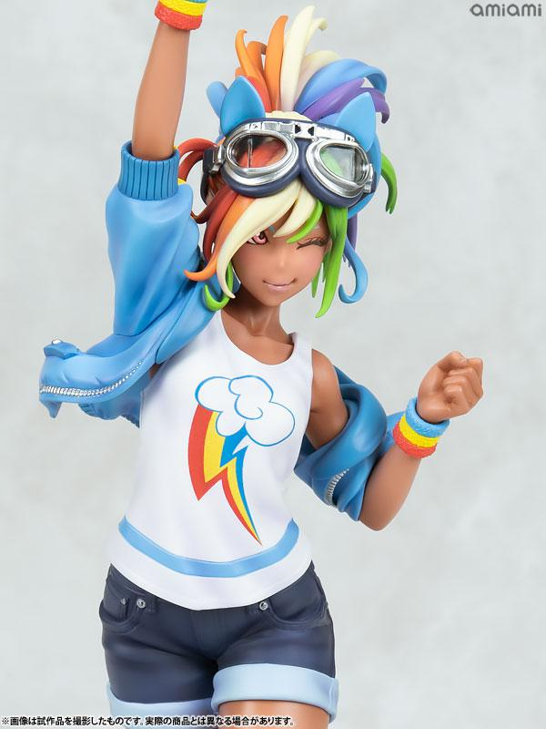 MY LITTLE PONY BISHOUJO Rainbow Dash 1/7 Complete Figure 9