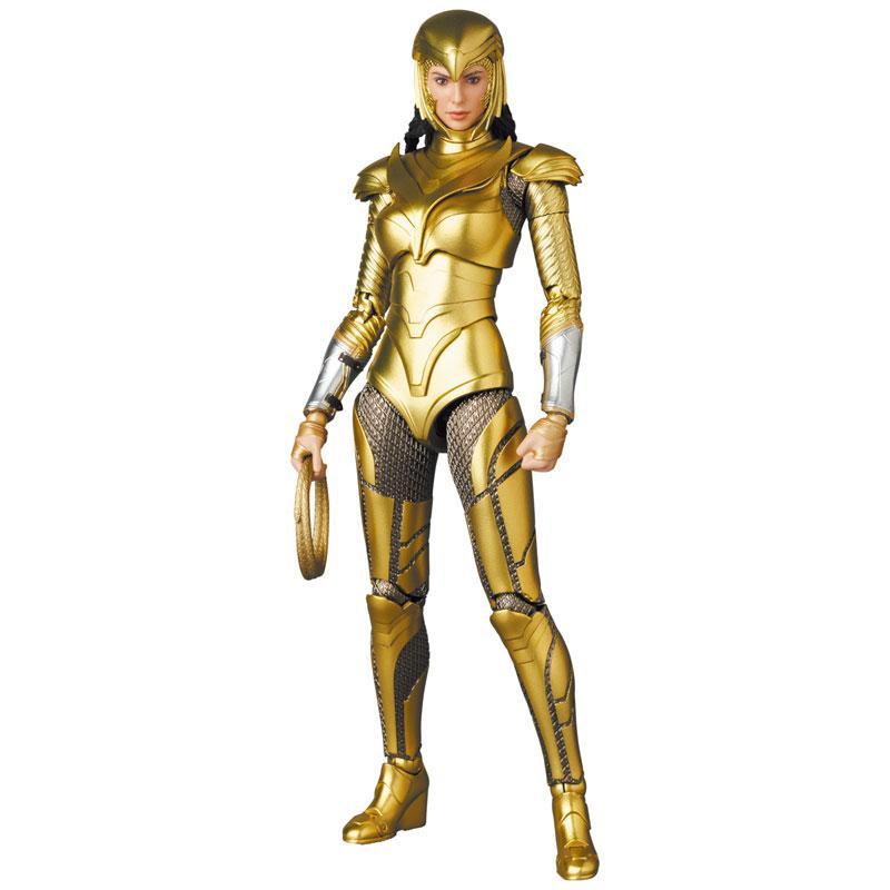 """MAFEX No.148 MAFEX WONDER WOMAN GOLDEN ARMOR Ver. """"WONDER WOMAN 84"""""""