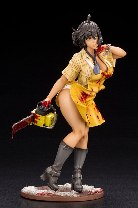 HORROR BISHOUJO Texas Chainsaw Massacre Leatherface 1/7 Complete Figure