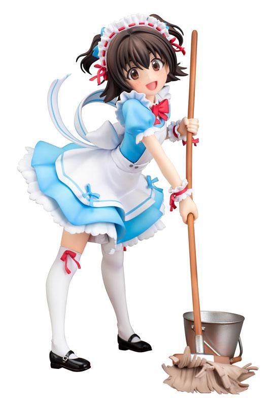 THE IDOLM@STER Cinderella Girls Miria Akagi [Orikou Maid-san] 1/7 Complete Figure main
