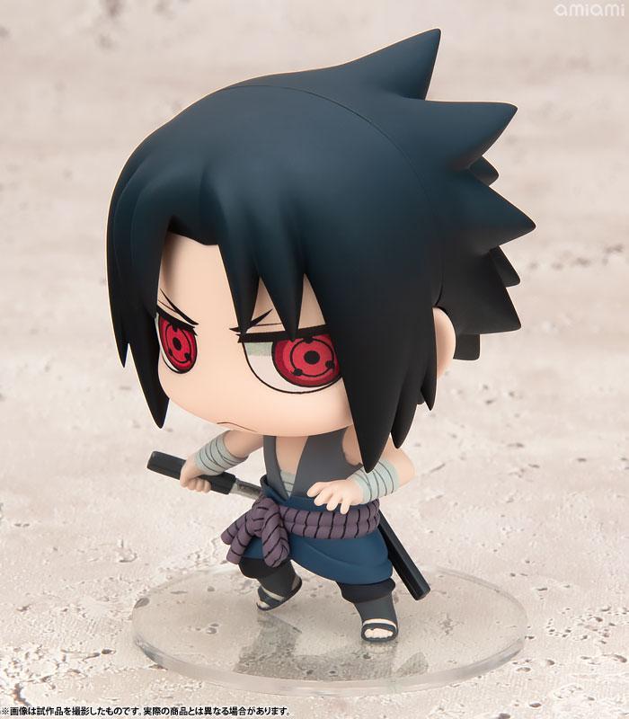 Chimi Mega Buddy Series! NARUTO Shippuden Sasuke Uchiha & Itachi - Brothers Confrontation Set product