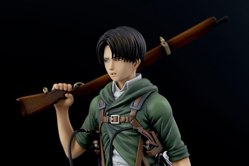 BRAVE-ACT Attack on Titan Levi -ver.2A- 1/8 Complete Figure