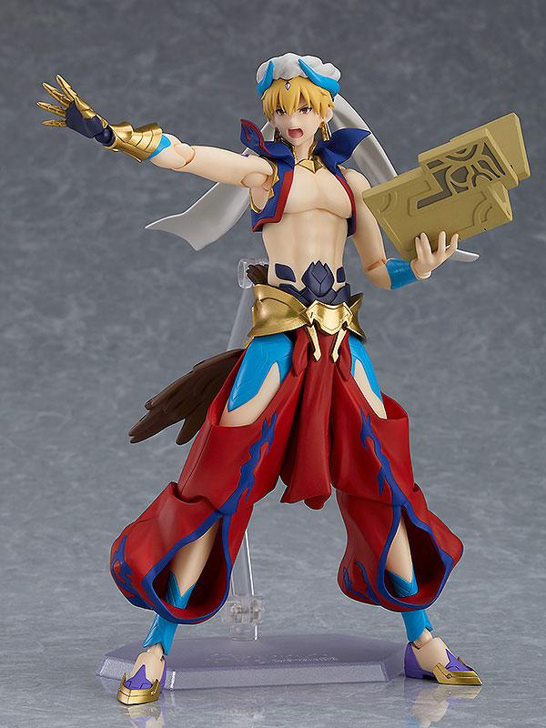 figma Fate/Grand Order -Demonic Battlefront: Babylonia- Gilgamesh product