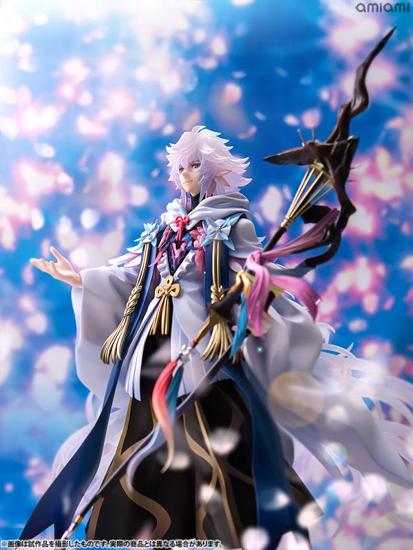 Fate/Grand Order Caster/Merlin 1/8 Complete Figure 25