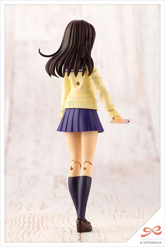 Sousai Shoujo Teien Yuuki Madoka [Touou High School, Winter Uniform] Plastic Model product