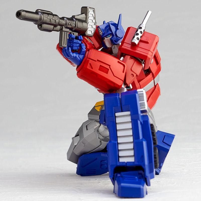 Figure Complex Amazing Yamaguchi No.014 Transformers Convoy