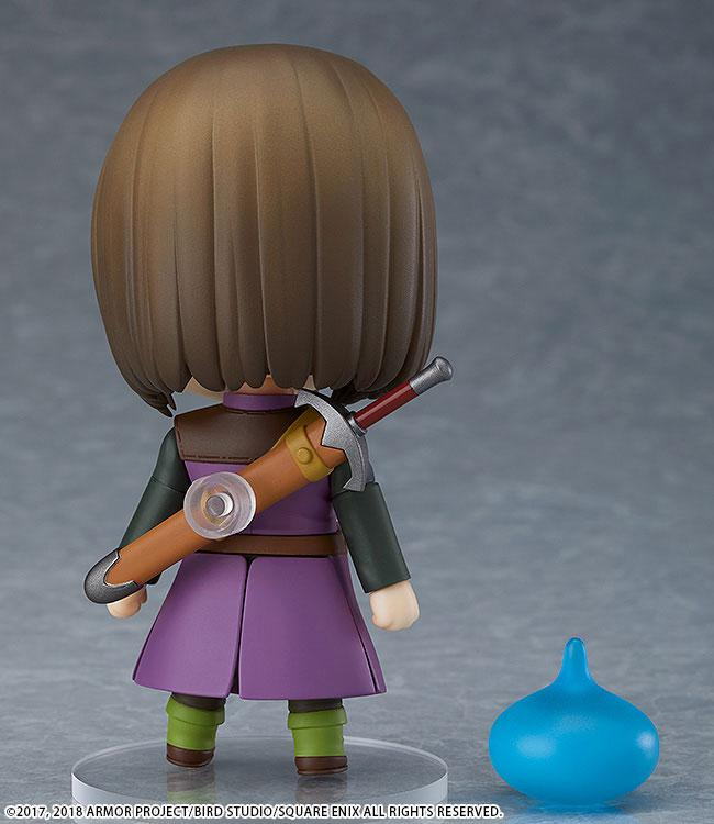 Nendoroid Dragon Quest XI: Echoes of an Elusive Age The Luminary