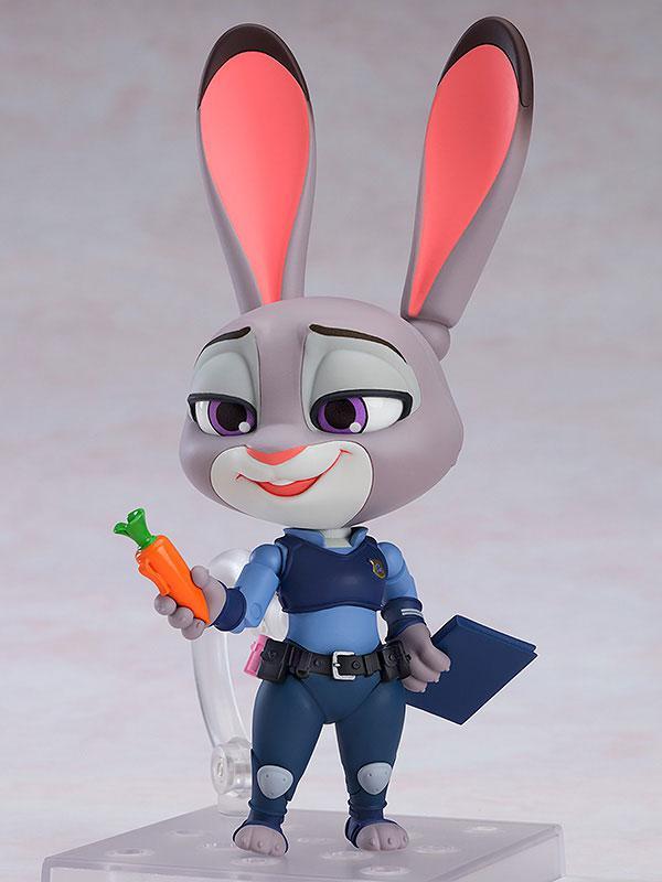 Nendoroid Zootopia Judy Hopps 1