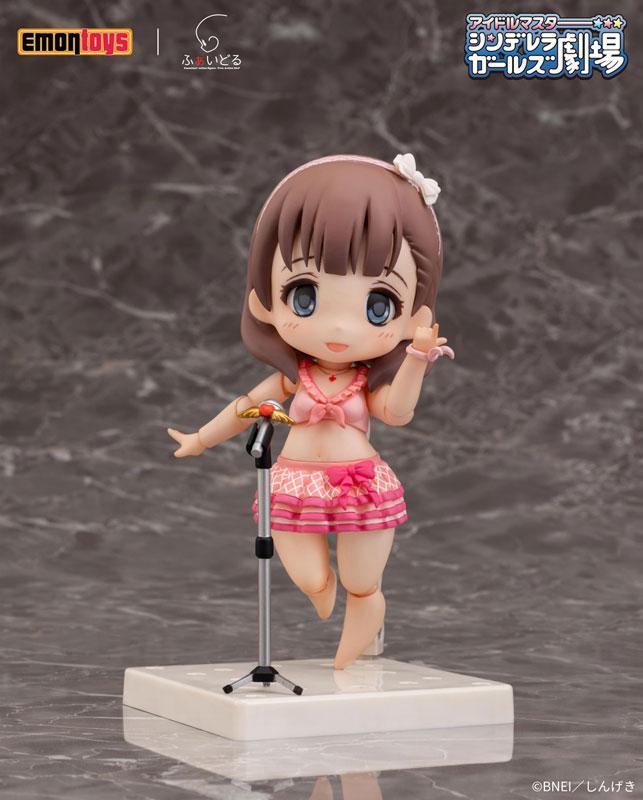 Deforme Action Figure FaiDoll Vol.2 THE IDOLM@STER Cinderella Girls Gekijou Mayu Sakuma Swimsuit Ver.