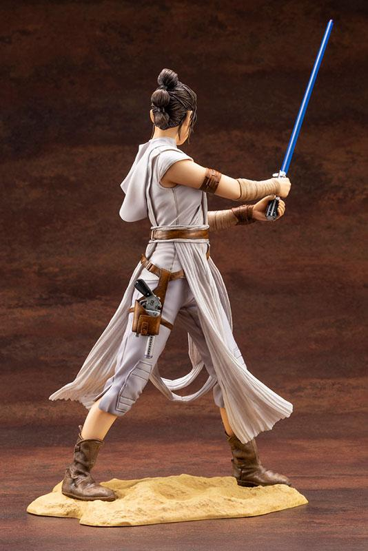 ARTFX Star Wars Rey The Rise of Skywalker Ver. 1/7 Easy Assembly Kit 3