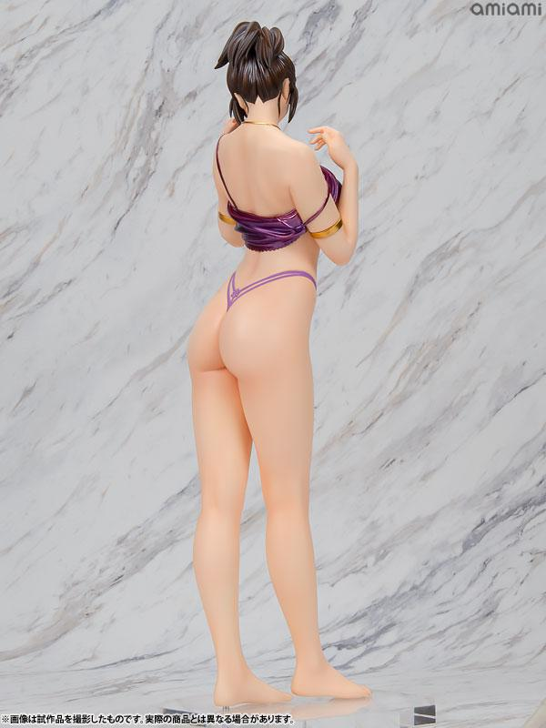 No.C633P Kochou Ran Purple Version 1/5 Complete Figure 3