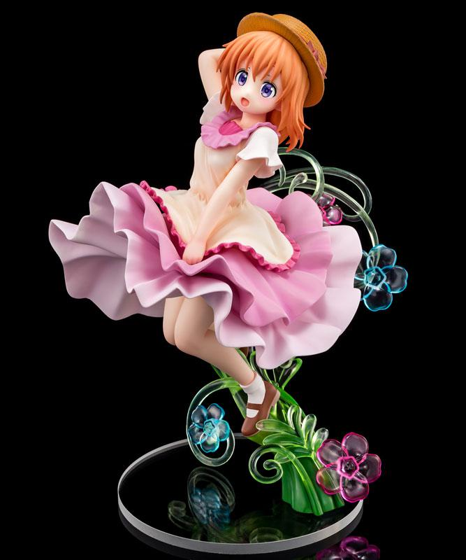 Is the order a rabbit? BLOOM Cocoa in Full Bloom Summer Dress Ver. 1/7 Complete Figure product