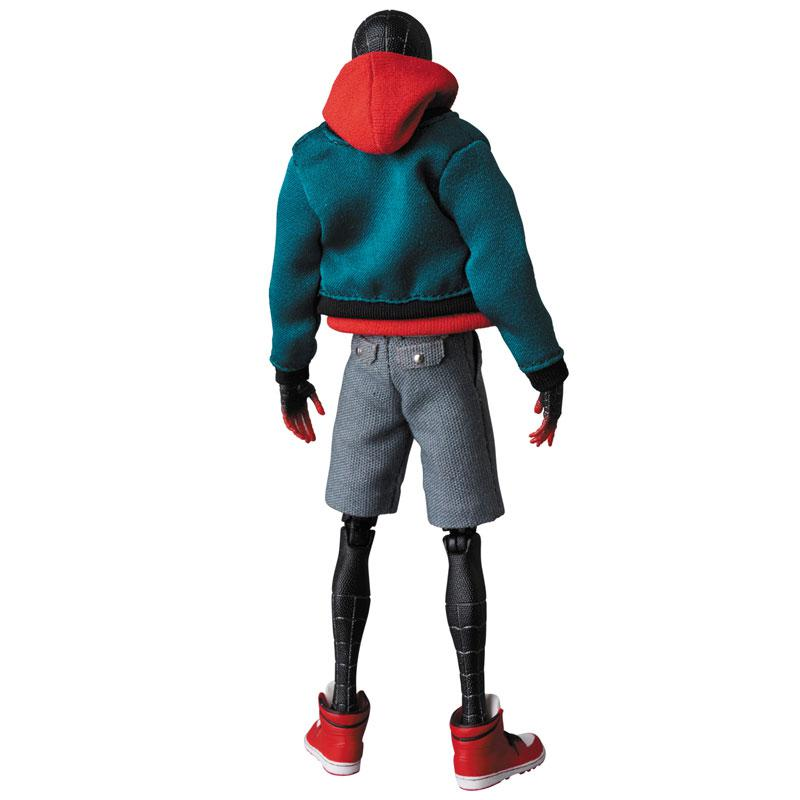 "MAFEX No.107 MAFEX SPIDER-MAN (Miles Morales) (""SPIDER-MAN: INTO THE SPIDER-VERSE"" Ver.) 3"