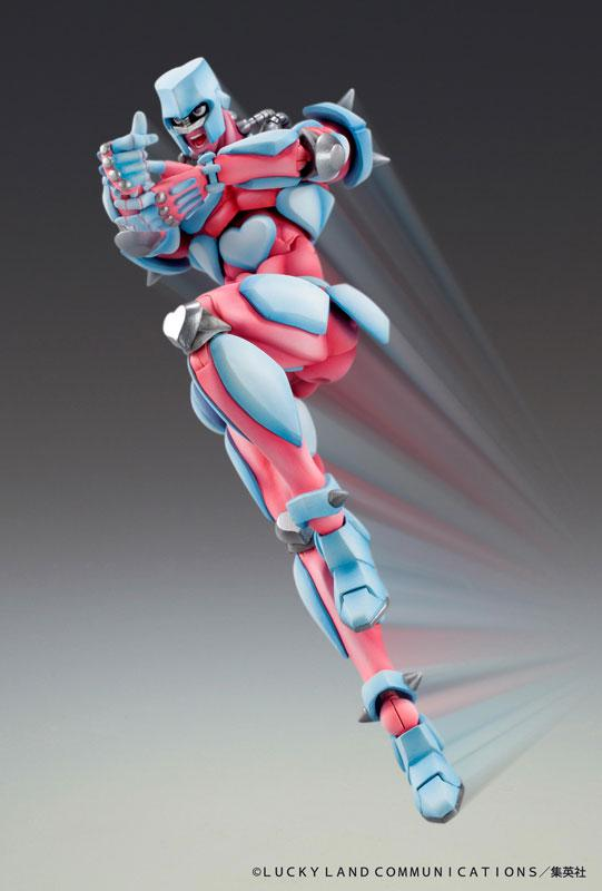 Super Action Statue JoJo's Bizarre Adventure Part.4 Crazy Diamond 2