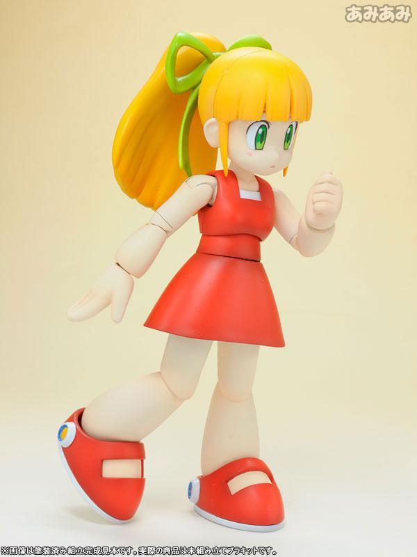 Mega Man - Roll Repackage Ver. 1/10 Plastic Model