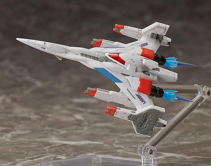 figma Galaxian Galaxip GFX-D001a / Galaga Fighter GFX-D002f 5