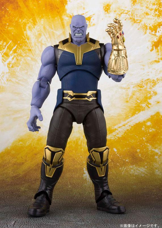 S.H. Figuarts Thanos (Avengers: Infinity War) 6
