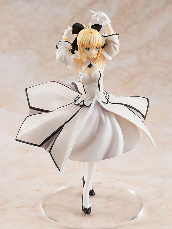 POP UP PARADE Fate/Grand Order Saber/Altria Pendragon [Lily] Second Ascension Complete Figure 1