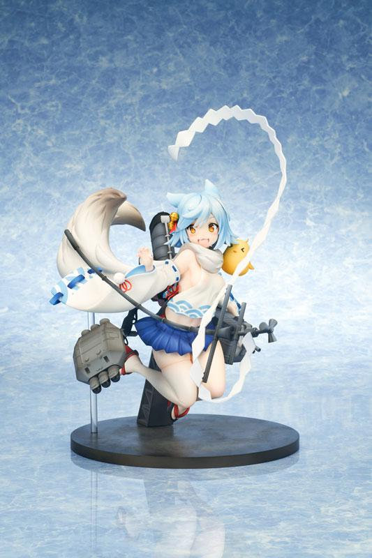 Azur Lane Fubuki 1/7 Complete Figure 0