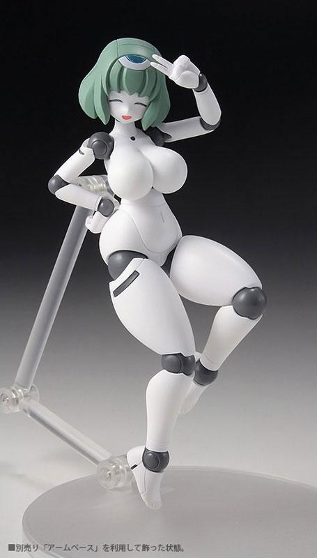 Polynian FLL Janna Complete Model Action Figure 1