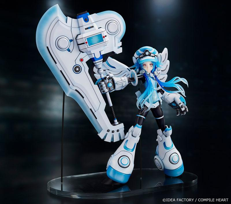 New Dimension Game Neptunia VII Next White 1/7 Complete Figure product
