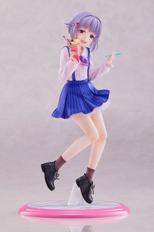 DreamTech THE IDOLM@STER Cinderella Girls [Self-proclaimed Sweet Heroine] Sachiko Koshimizu 1/7 Complete Figure main