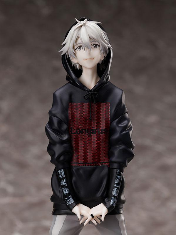 Evangelion (RADIO EVA) Kaworu Nagisa Ver.RADIO EVA Original Color 1/7 Complete Figure product