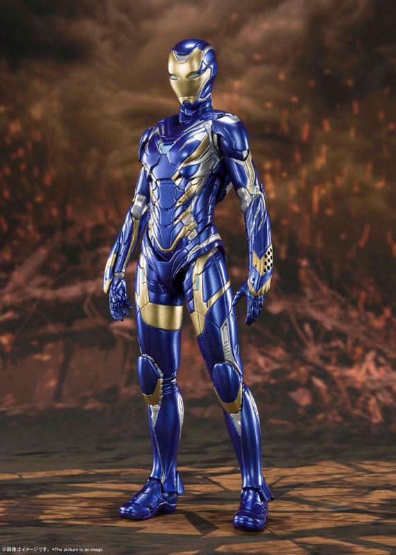 S.H.Figuarts Rescue Armor (Avengers: Endgame) main