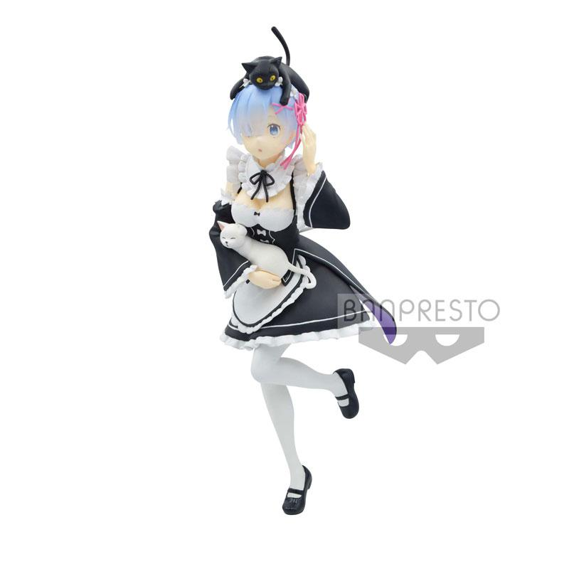 Re:ZERO -Starting Life in Another World- ESPRESTO -Choosing a texture suitable- Rem (Game-prize) main